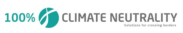 100% Climate Neutrality Logo