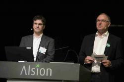 Presentation of the Sonderborg Declaration By Peter Rathje and Sönke Bohm