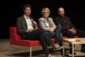 Martin Beer, AAse Nyegaard, Morten Westergaard